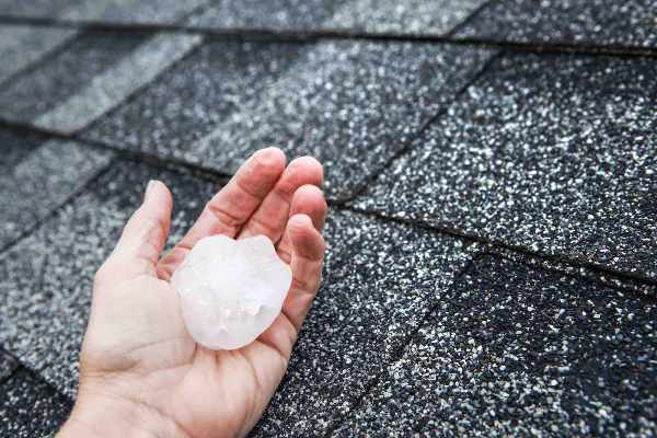 hail roof damage repair company