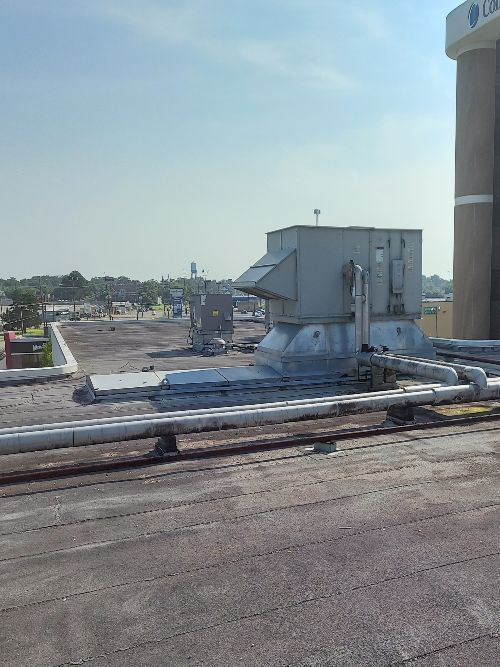 commercial roof replacement services